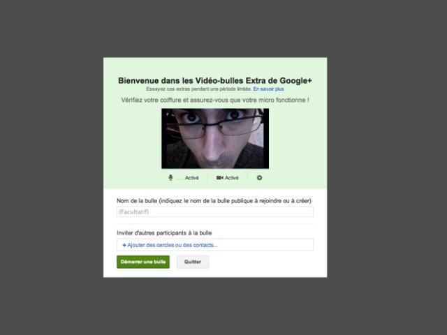 Une grosse mise à jour pour Google Hangout