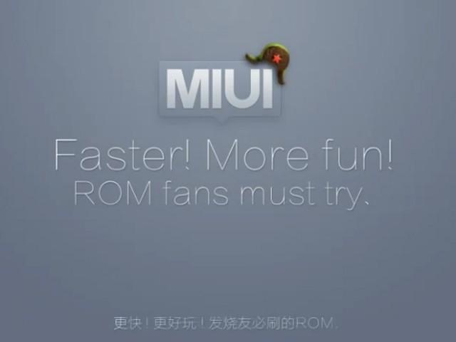 MIUI, une ROM alternative pour Android
