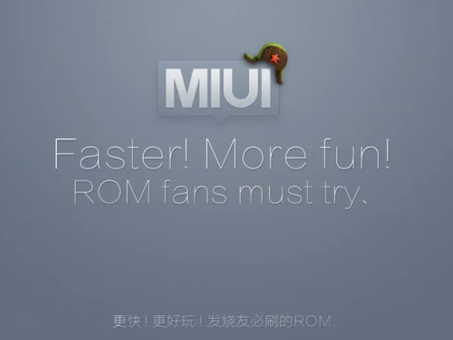 MIUI, une ROM alternative pour Android