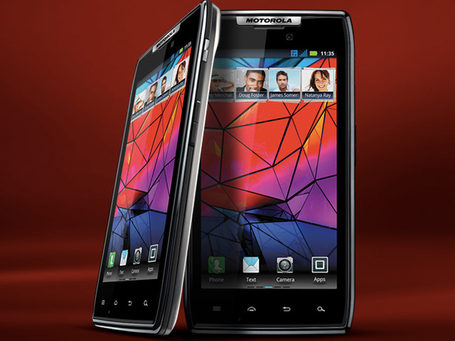 Bientôt un Motorola Droid Razrmax ?