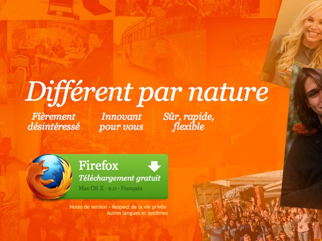 Mozilla : Firefox 9 et accord commercial renouvelé avec Google