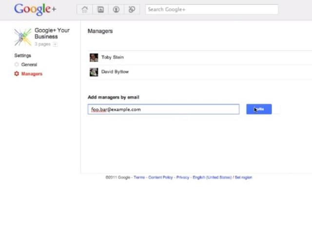 Pages Google+ : arrivée de la gestion multi-administrateurs