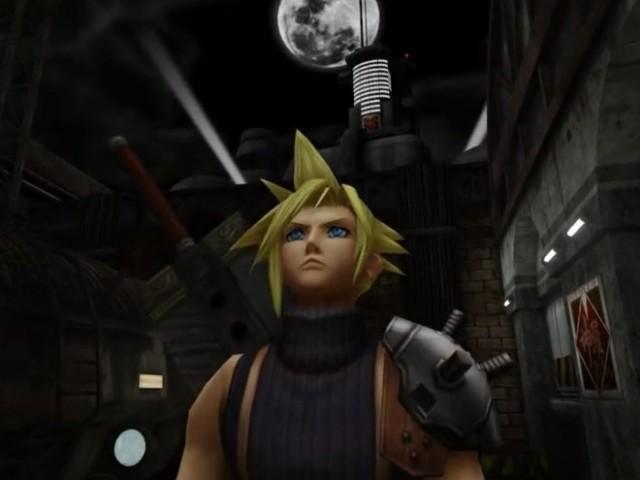Un remake jouable de Final Fantasy VII