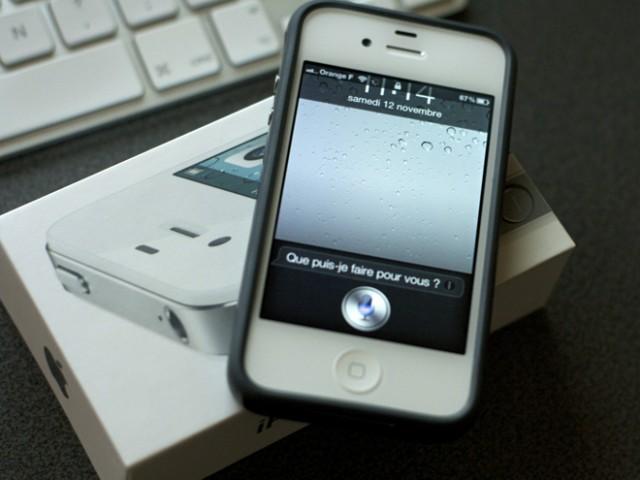 Siri est disponible sur iPhone 4 et iPhone 3GS... mais avec un proxy
