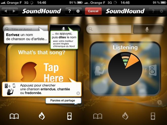SoundHound est gratuit, mais ça ne va pas durer !
