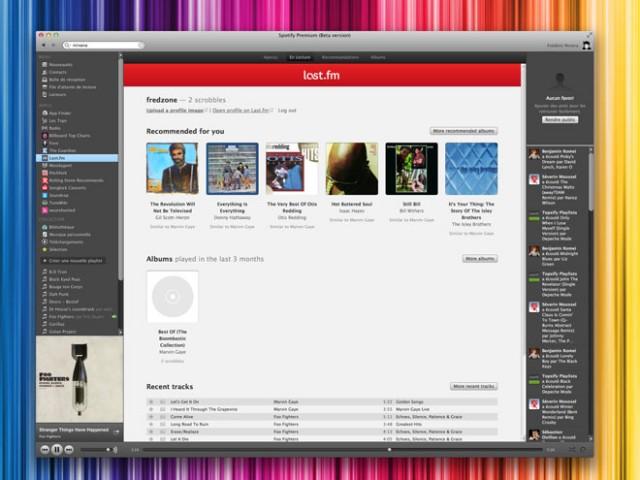 Screencast : Spotify Apps