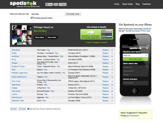 Spotify Spotiseek