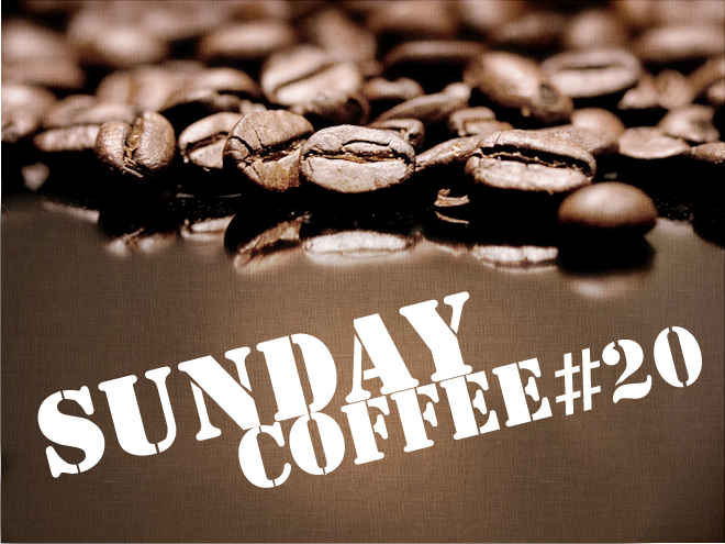 Sunday Coffee #20 : Galaxy Nexus et Ice Cream Sandwich
