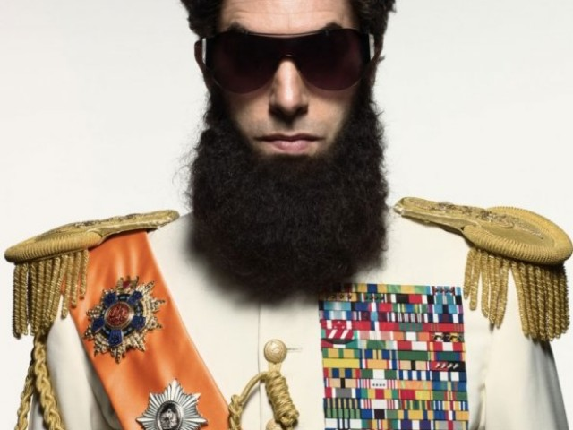 Bande annonce : The Dictator