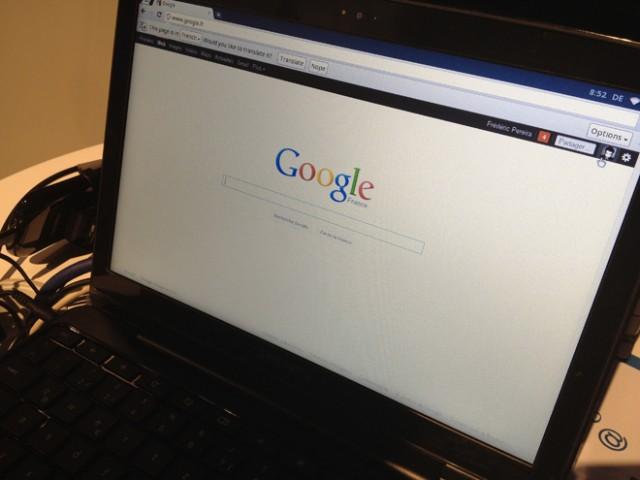 LeWeb'11 : aperçu de Chrome OS