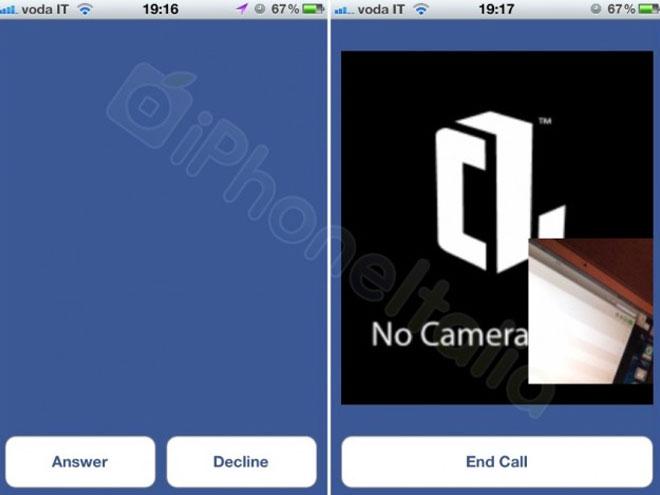 Facebook Messenger : bientôt des appels vidéo sur iPhone, iPod Touch et iPad ?
