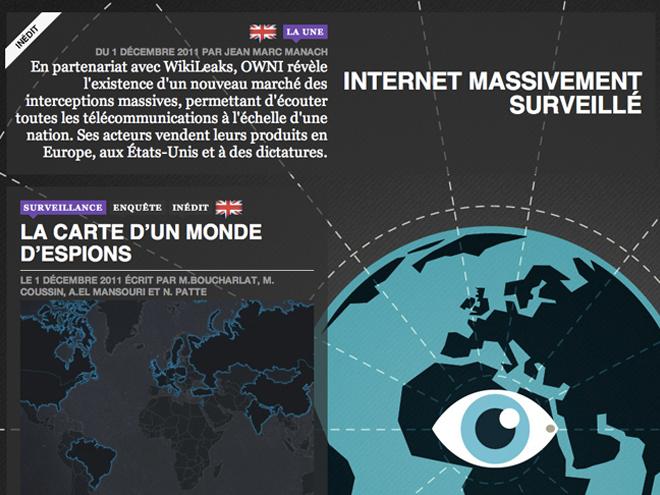 Julian Assange : nous sommes tous sous surveillance