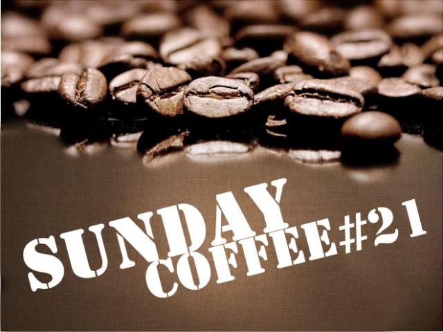 Sunday Coffee #21 : Galaxy Nexus, Galaxy Note et autres joyeusetés