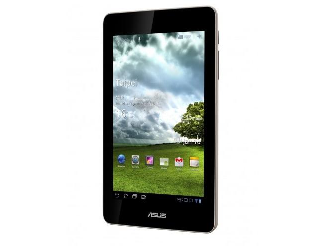 Asus annonce la MeMo 370T, une tablette 7 pouces sous Ice Cream Sandwich