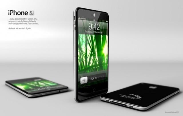 Encore un très beau concept pour l'iPhone 5