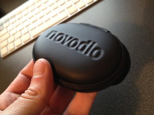 Gagne des écouteurs Novodio iHX !