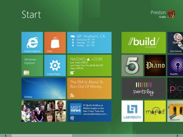 Windows 8 : la configuration minimale