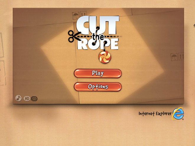 Cut the Rope Web