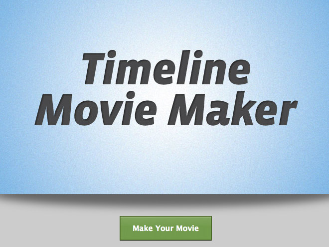 Facebook : créer le film de sa Timeline avec Timeline Movie Maker