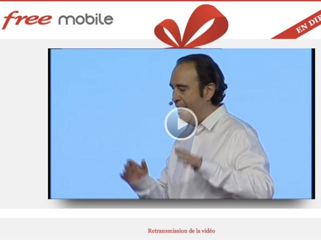 Free Mobile : téléphonie illimitée à partir de 15 € par mois !