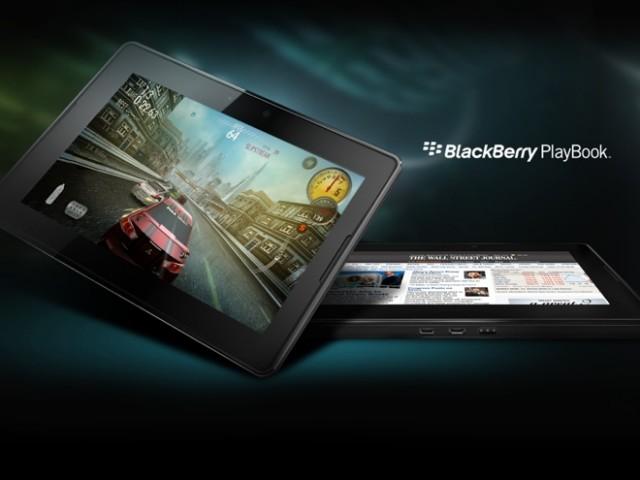 Installer le Market sur la BlackBerry Playbook