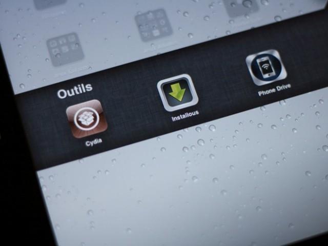 Jailbreak untethered iPhone 4S : une démonstration en vidéo