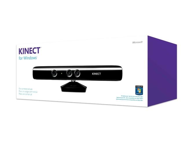 Kinect PC : arrivée le 1er février 2012