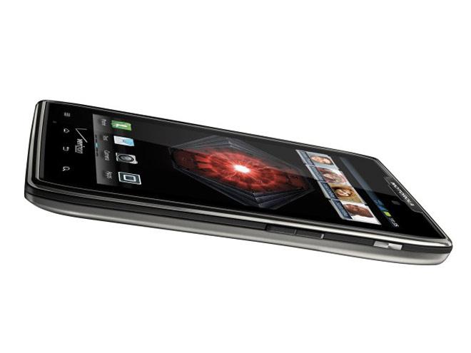 Motorola Razr Maxx : 21 heures d'autonomie !