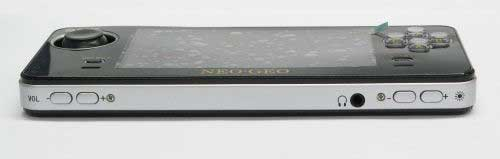 Une Neo Geo portable