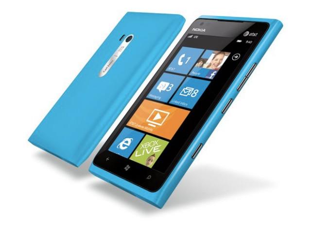 Nokia dévoile son Lumia 900