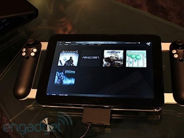 Razer Project Fiona : entre la console et la tablette