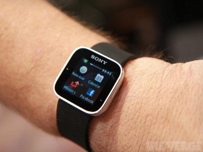 Sony SmartWatch, une montre pour votre Xperia