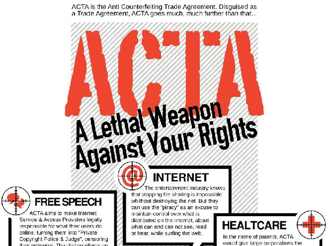 Stop ACTA !