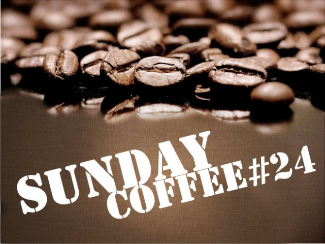 Sunday Coffee #24 : ACTA et Anonymous