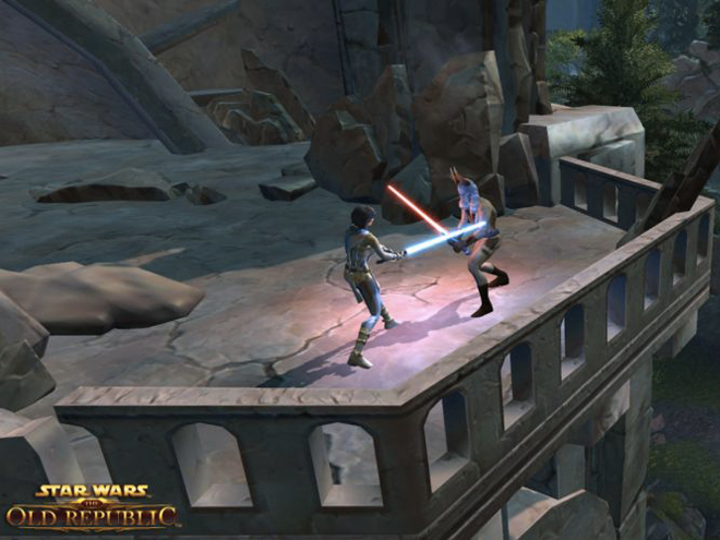 Star Wars The Old Republic bientôt sur Mac