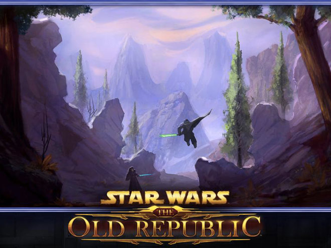 Star Wars the Old Republic : arrivée de Rise of the Rakghouls le 17 janvier !