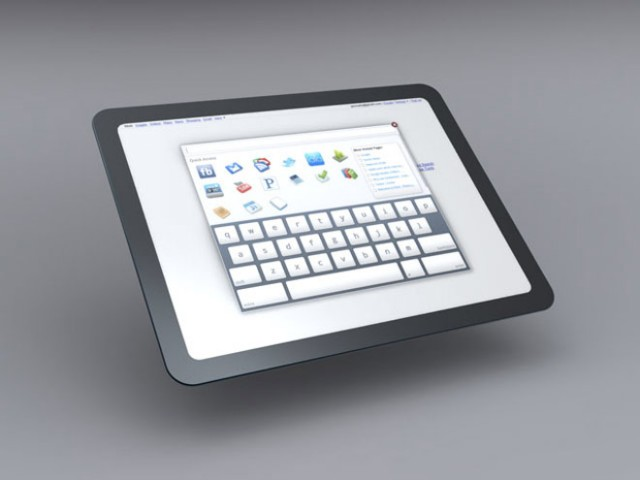 La tablette Google pour avril 2012 ?