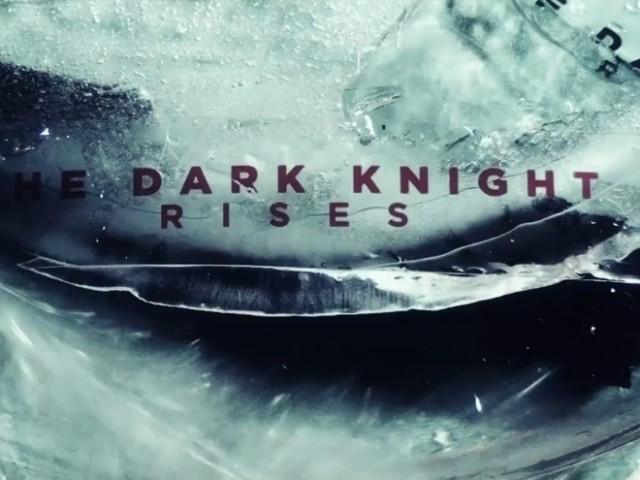 The Dark Knight Rises : un générique réalisé par un fan