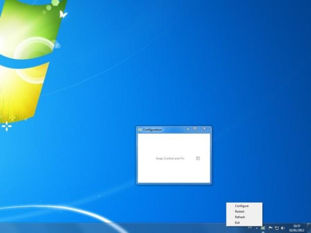 Profiter de toutes les touches de votre clavier Apple sur Windows