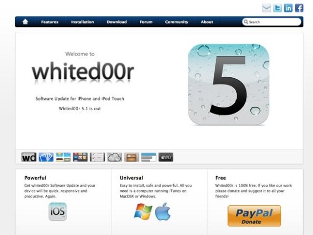 Installer iOS 5 sur un iPhone 3G ou sur un vieil iPod Touch