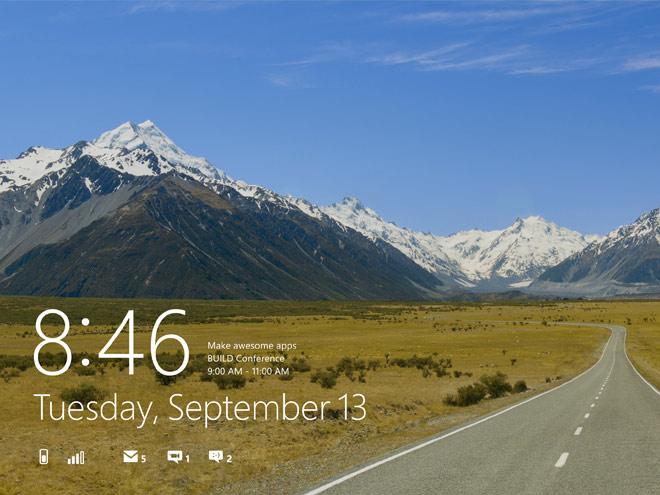 Windows 8 : la bêta téléchargeable pour fin février