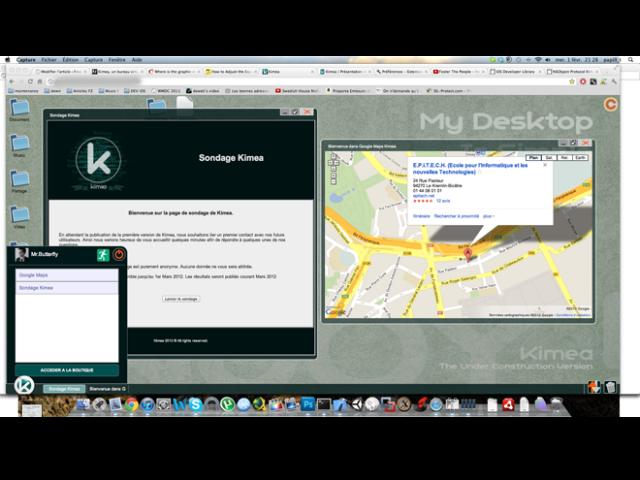 Kimea – App Desktop