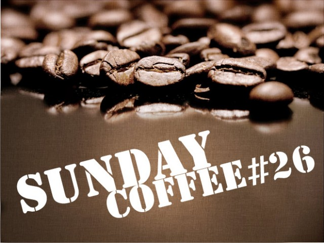 Sunday Coffee #26 : Pinterest, Path et Netvibes