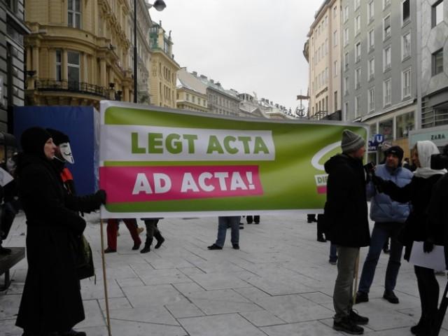 ACTA perd du terrain... mais le combat n'est pas fini !