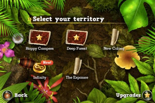 Anthill, un jeu de Tower Defence avec des fourmis dedans