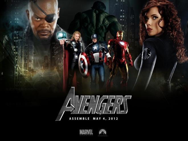 The Avengers, une nouvelle bande annonce