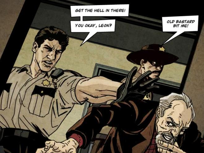 The Walking Dead, la BD interactive dont vous êtes le héros