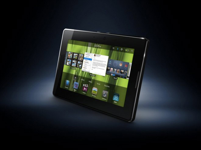 PlayBook OS 2.0 est disponible