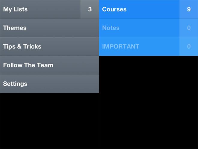 Clear, une application iOS pour mieux gérer vos listes