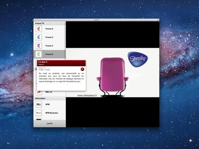 Gagne 10 codes promos pour Live TV 1.1